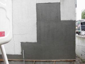 モルタル2回塗り仕上